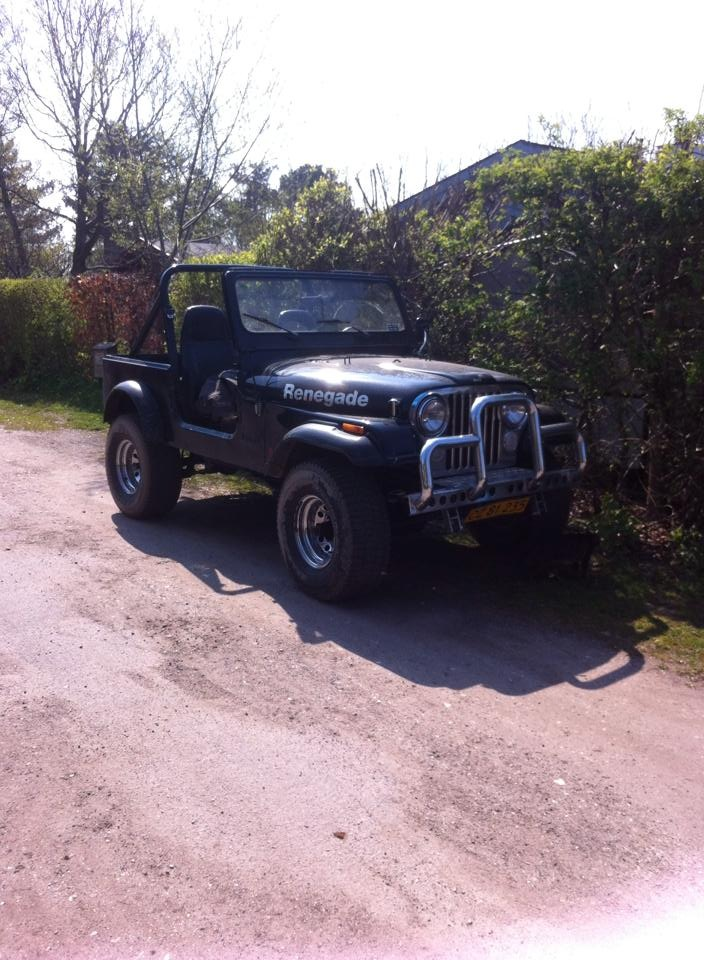 Jeep Kenneth Michael Hansen